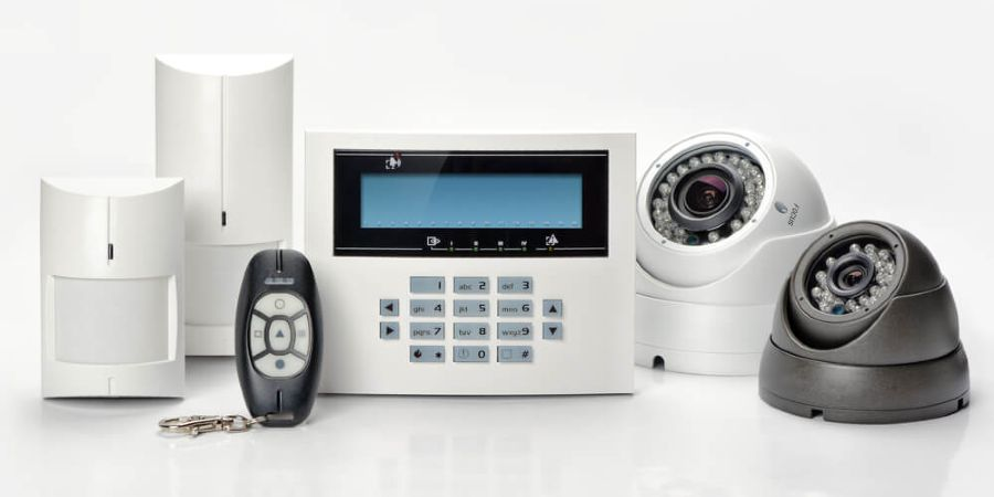 Choosing The Right Alarm System For Your Small Business