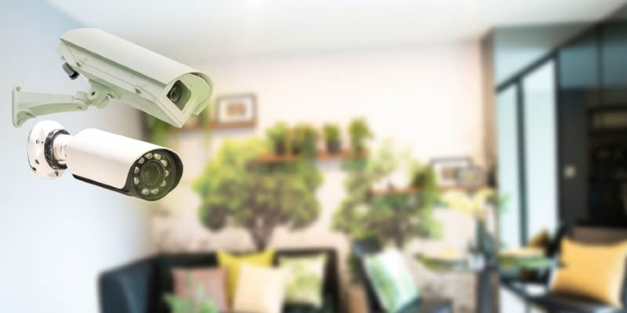4 Ideal Places to Set Up Your Home's Security Cameras