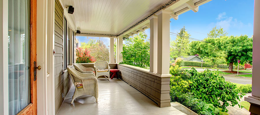 Top-Notch Front Porch Security Solutions