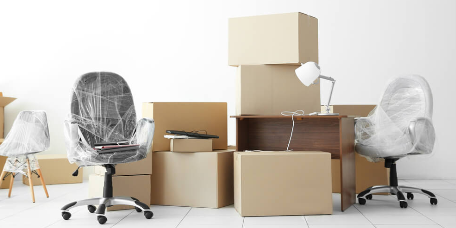 Consider Your Safety During A Business Move