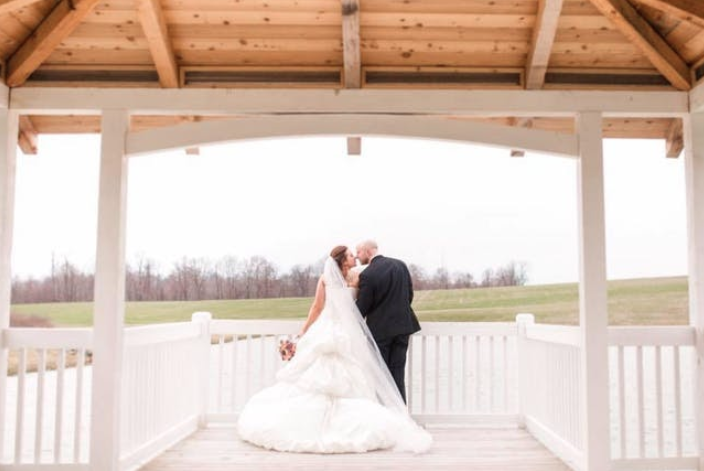 Alibi Security Cloud VS Success Story-White Barn Wedding Venue